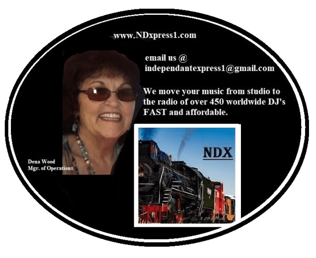 Indiexpress, Dena Wood, Independent Artists, Move Your Music, NDX
